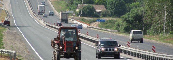 Тольятти — Уфа по трассе М5 Урал