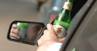 За руль после алкоголя