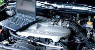 Чип тюнинг двигателя машины