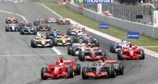 Королевские гонки — Формула 1