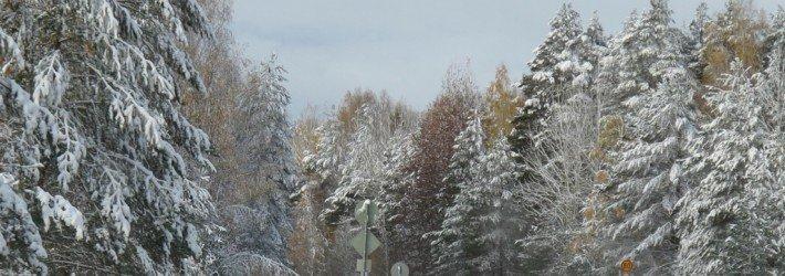 В Финляндию на автомобиле