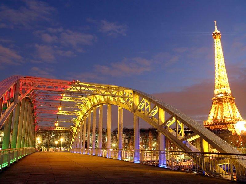 Путешествие во Францию: По дорогам Парижа