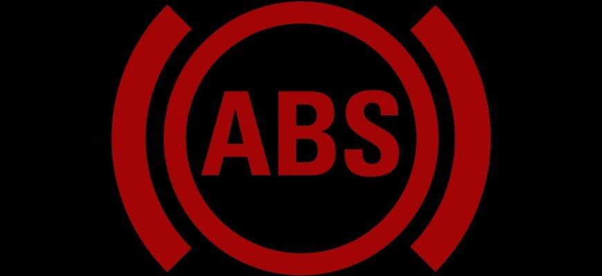 Значок ABS
