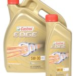 Castrol Edge with Titanium FST 5w30
