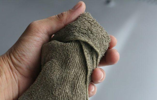 Материал для полировки кузова вручную