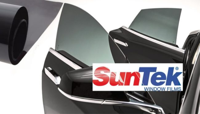Тонировочная плёнка SunTek