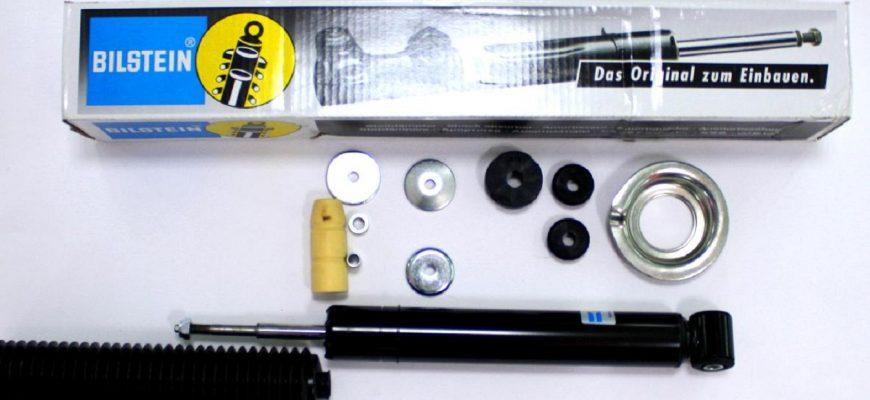 Задний амортизатор ВАЗ 2109