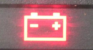 Лампочка зарядки аккумулятора