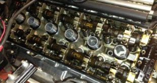 Промываем двигатель правильно