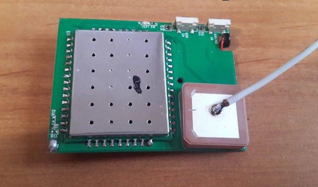 Подключение к GSM модулю