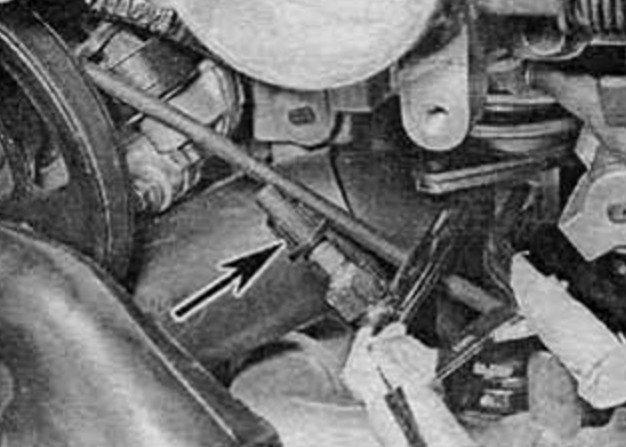 Клапан давления топлива на Форд Мондео