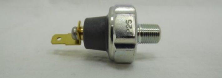 Датчик масляного давления механический