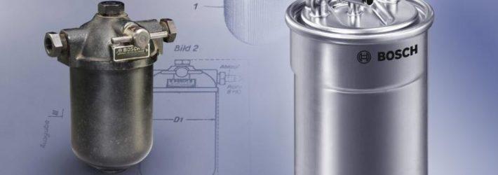 Фильтры очистки дизельного топлива