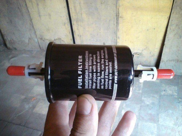 Инжекторный фильтр