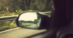 Меняем зеркало заднего вида