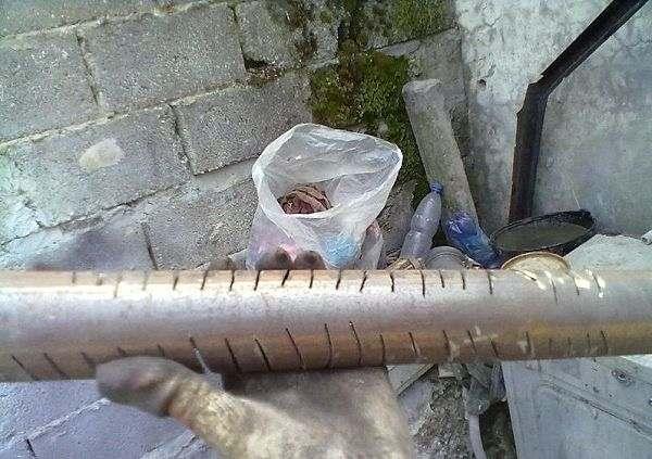 Пропиленная труба