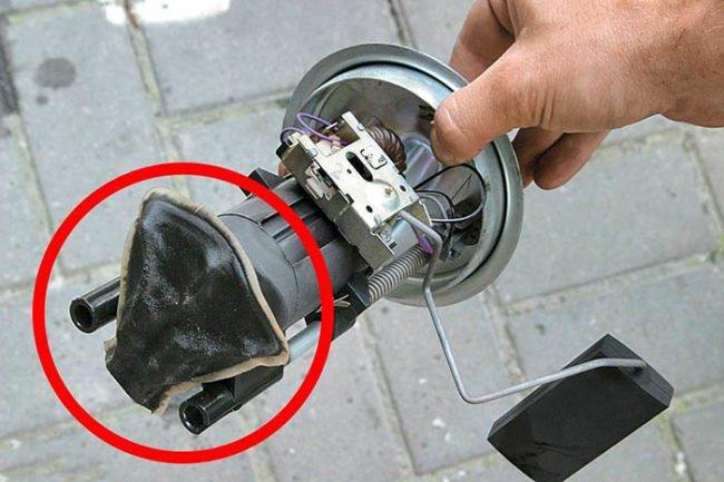Фильтр грубой очистки топлива ВАЗ 2170