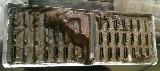 Засорившийся радиатор «Нексии»
