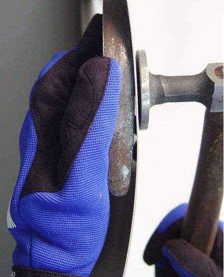 Самостоятельная рихтовка кузова