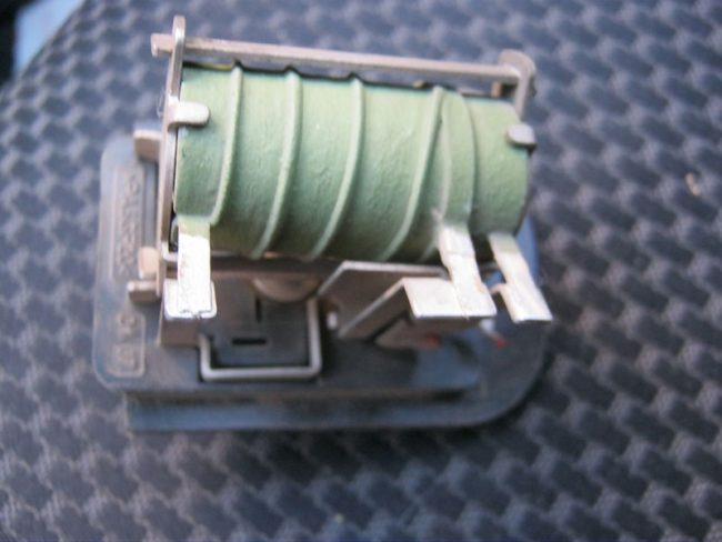 Резистор системы отопления