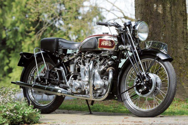 British Vintage Black