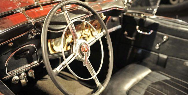 Салон Mercedes-Benz 500 K