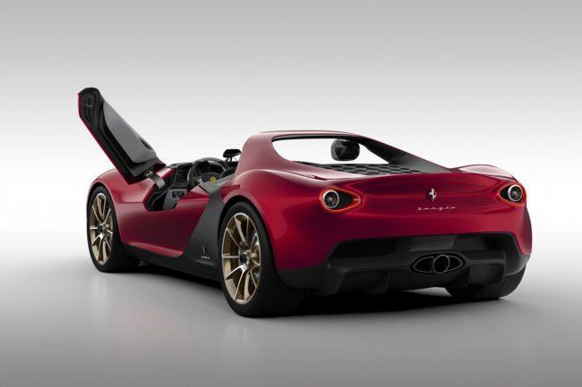 Ferrari Pininfarina Sergio