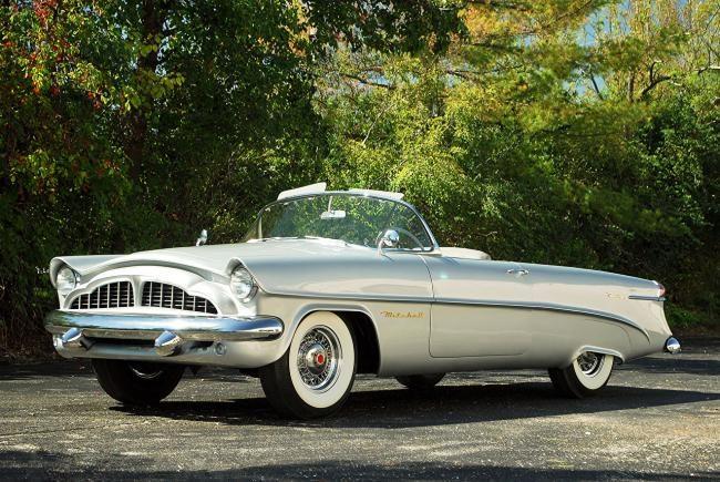 Packard Panther белая