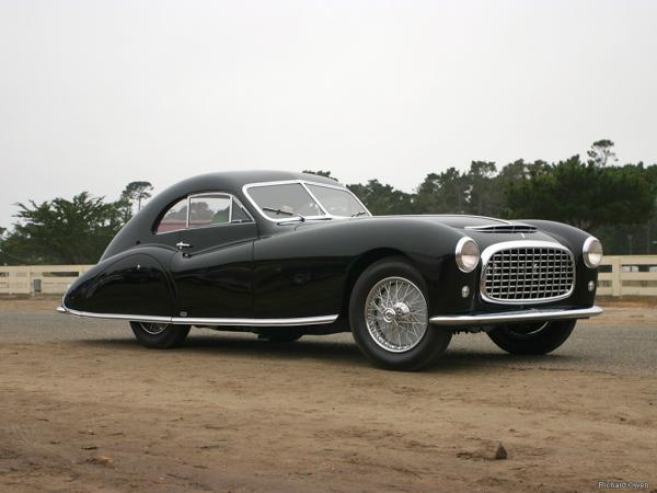 Talbot Lago Grand Sport — внешний вид