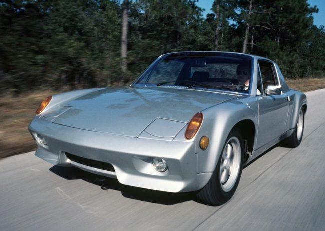 Porsche 916 — внешний вид