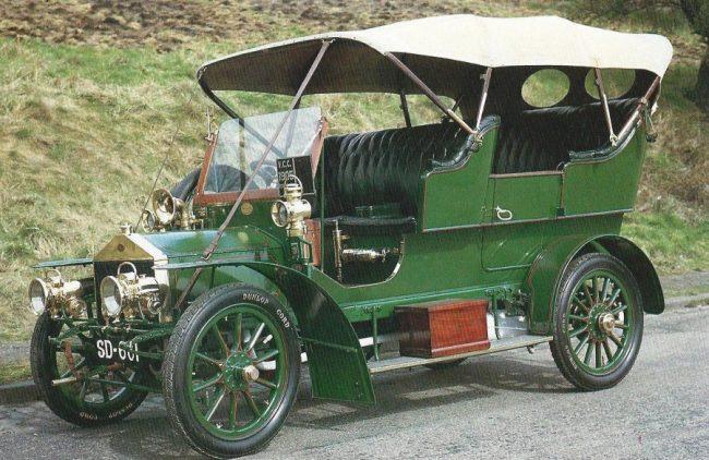 Rolls-Royce 15 HP — внешний вид