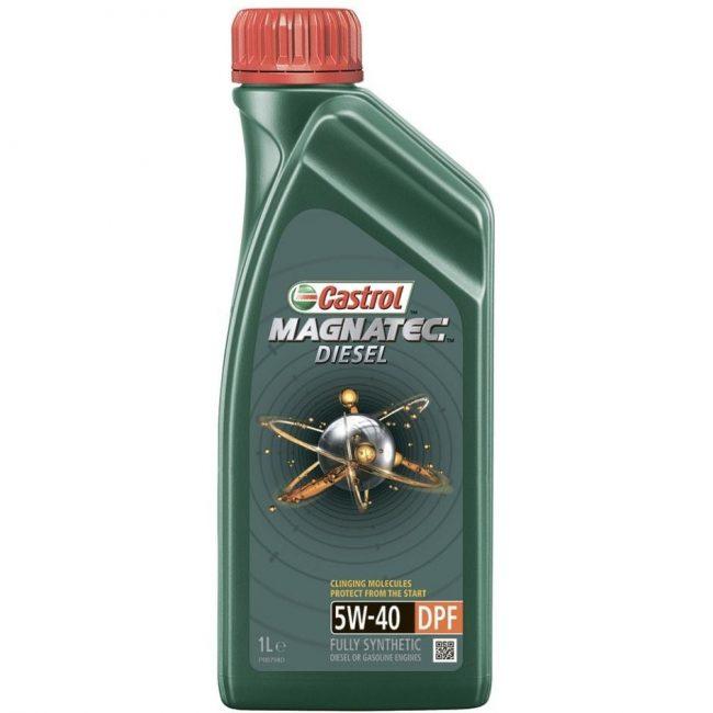 Масло Castrol Magnatec 5W-40