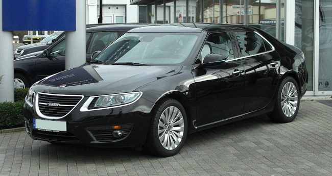 Saab 9–5