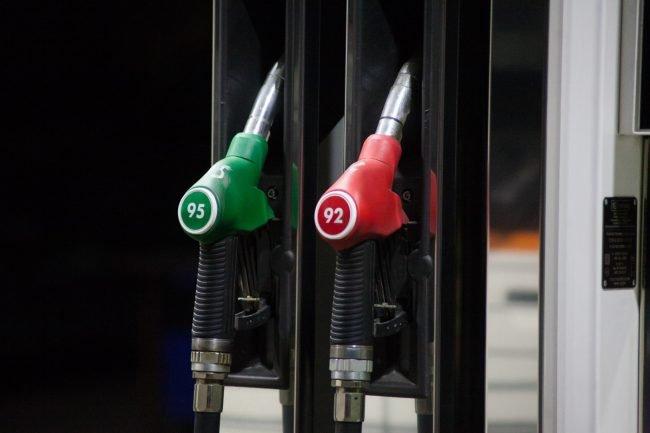 Бензин 92 и 95