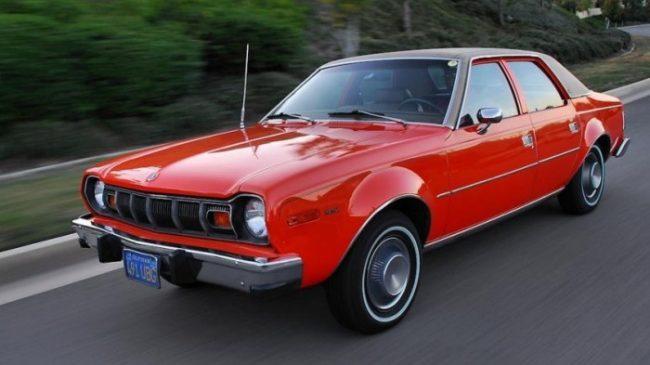 Автомобиль AMC Hornet