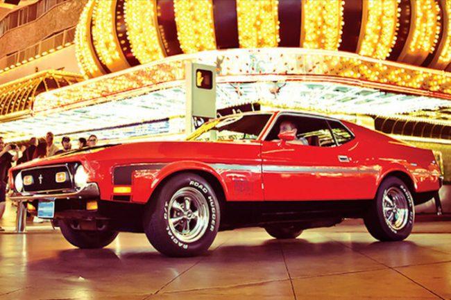 Автомобиль Ford Mustang Mk1