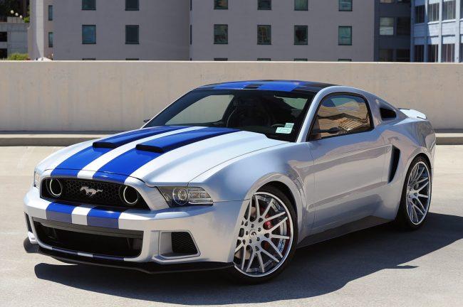 Автомобиль Ford Mustang GT S197