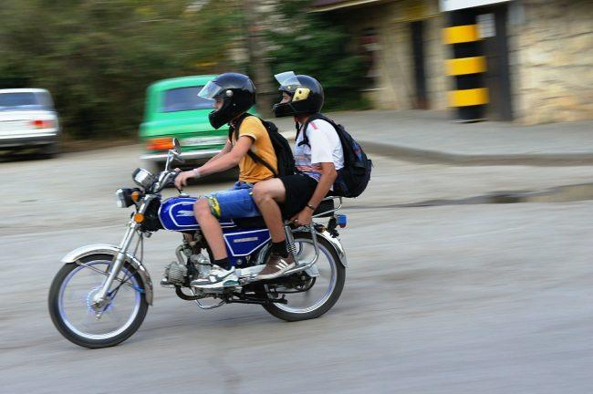 Самый опасный вид транспорта