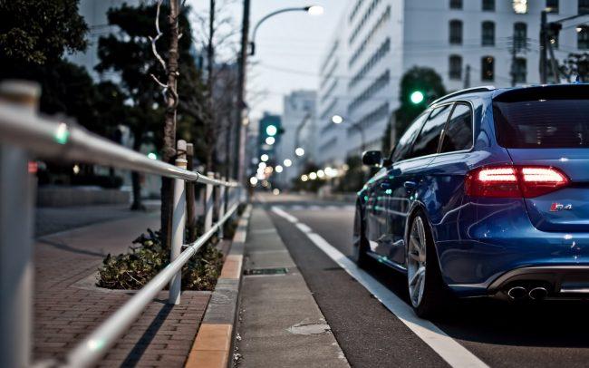 машина для города