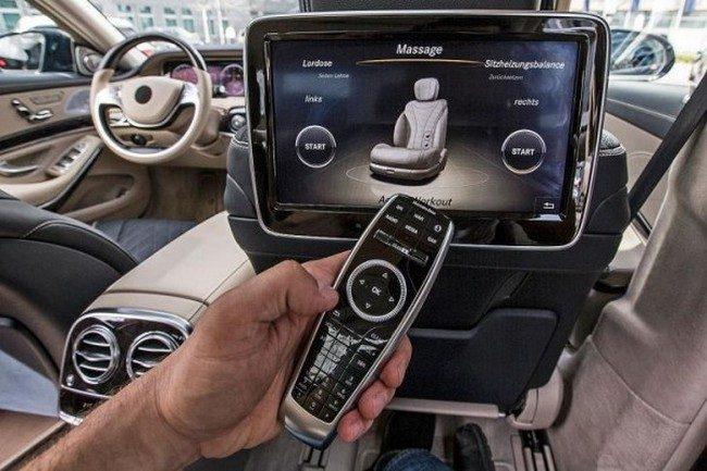 Салон Mercedes-Benz