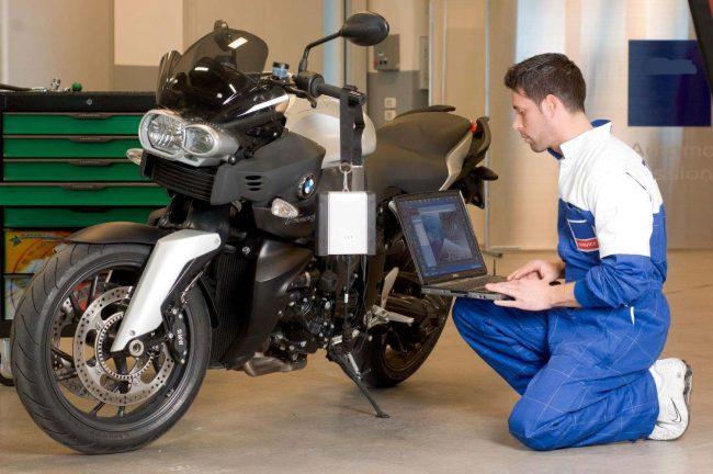 Техосмотр мотоцикла в СТО