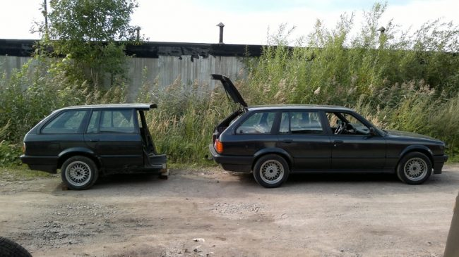 Полтора автомобиля