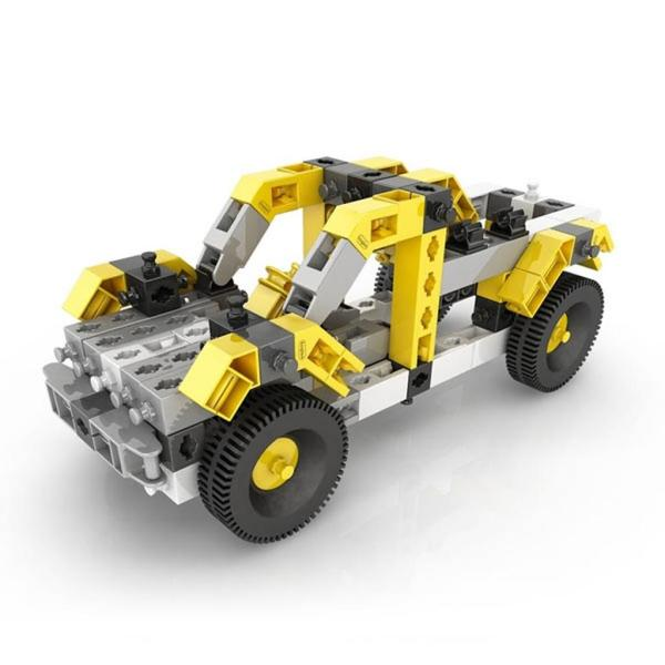 Машинка из конструктора