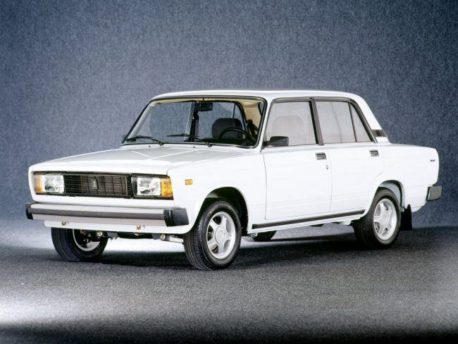 Первая машина Жукова
