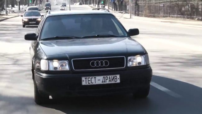 Какая машина у Ивана Зенкевича