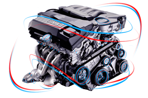 Особенности ремонта автомобильных двигателей