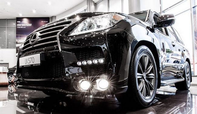 Какая машина у Леонида Агутина