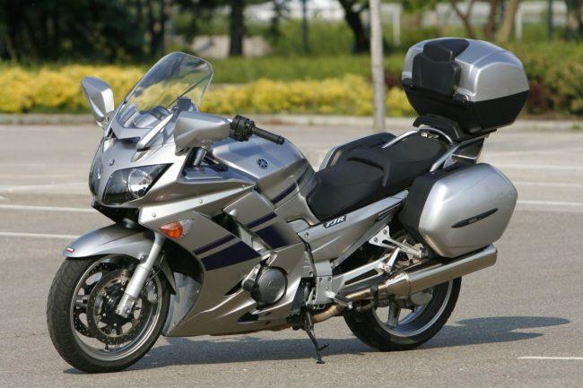 мотоцикл Михаила Пореченкова