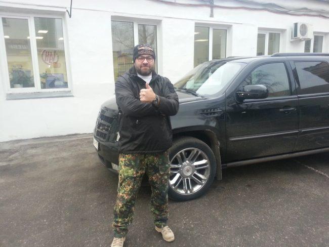 Какая машина у Михаила Пореченкова