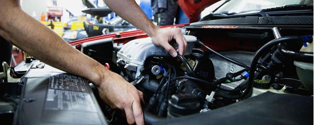 ремонт автомобильных двигателей